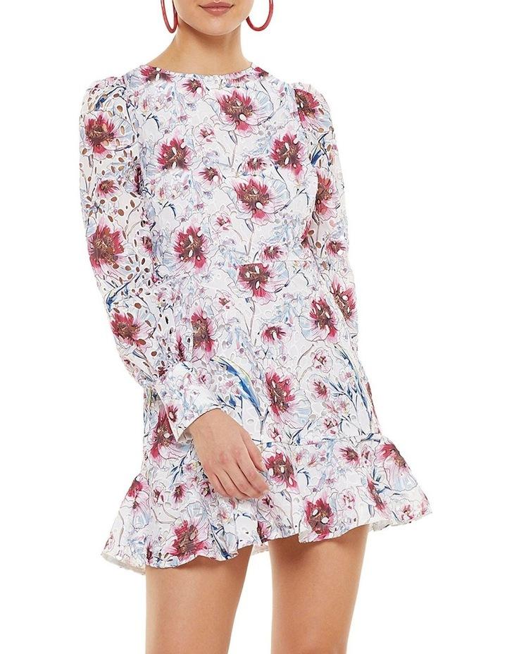 Bonita Long Sleeve Mini Dress image 1