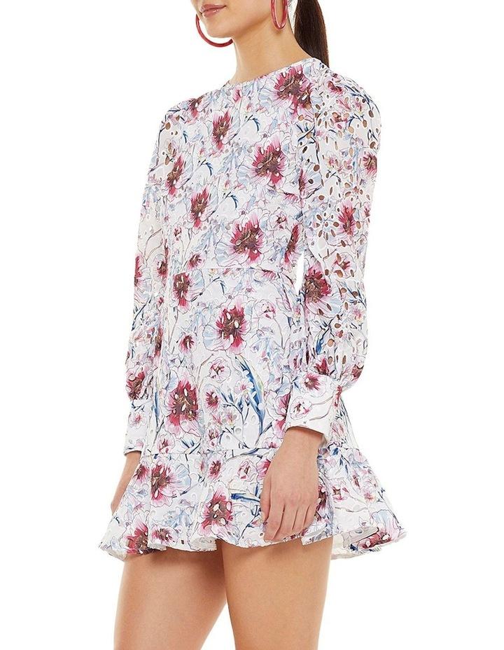 Bonita Long Sleeve Mini Dress image 2