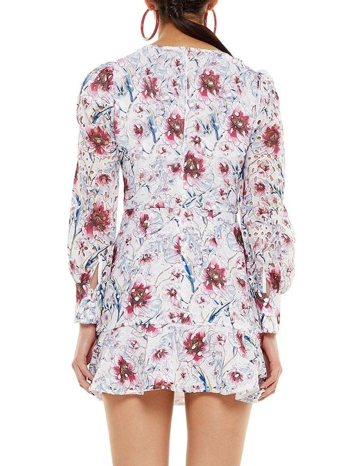 Bonita Long Sleeve Mini Dress image 3