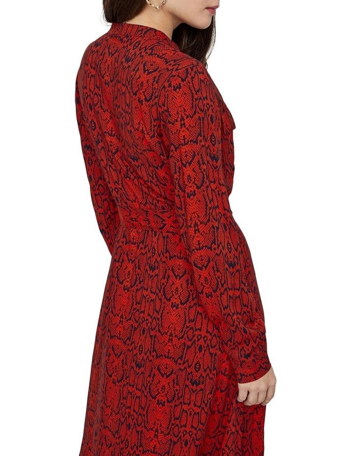 Pytho Shirt Dress image 3