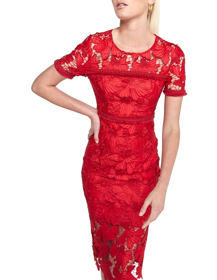 The Scarlett Letter Midi Dress image 1