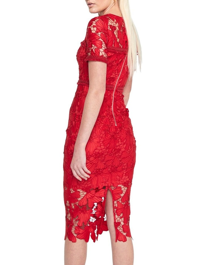 The Scarlett Letter Midi Dress image 3