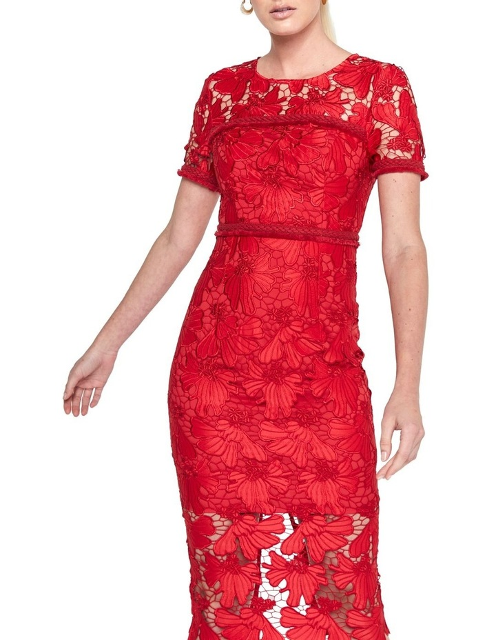 The Scarlett Letter Midi Dress image 5