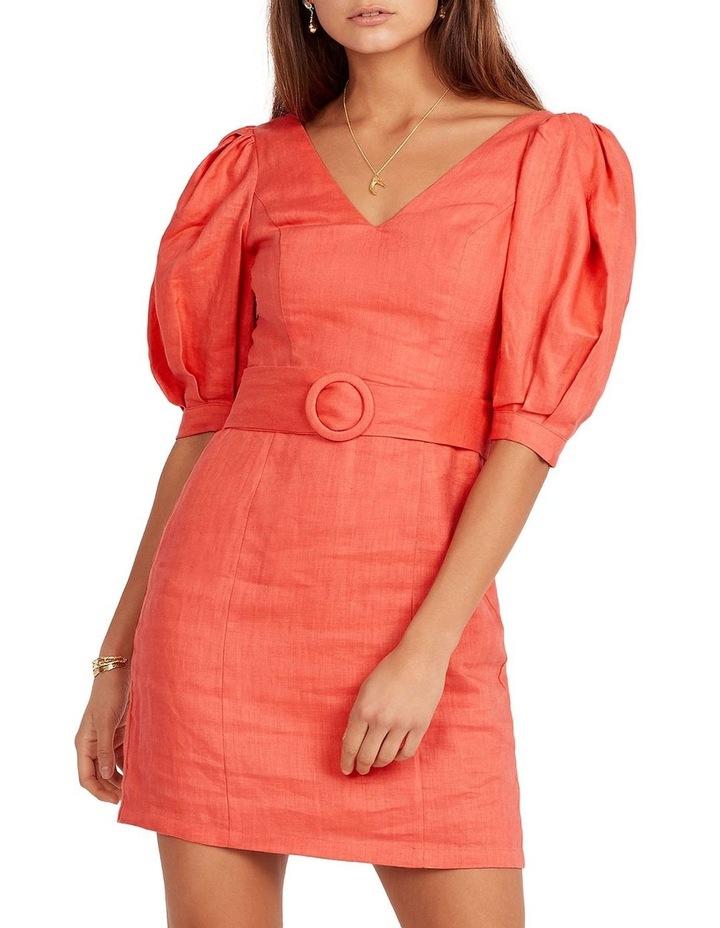 Celia Puff Sleeve Dress image 1