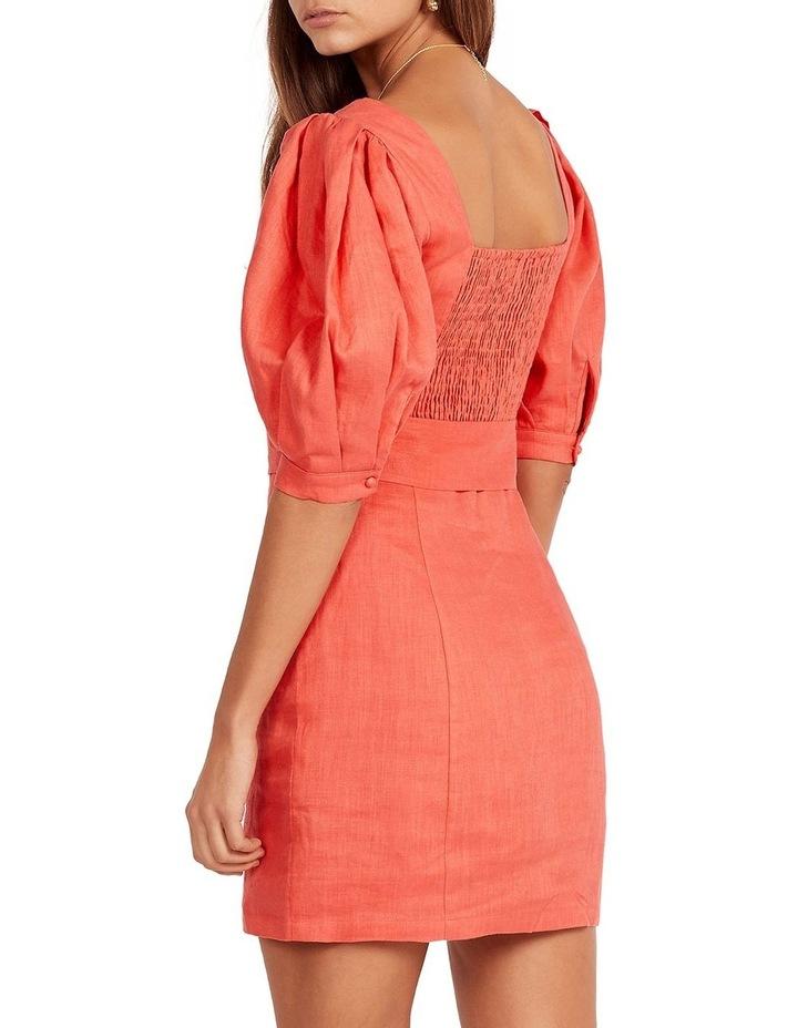 Celia Puff Sleeve Dress image 3