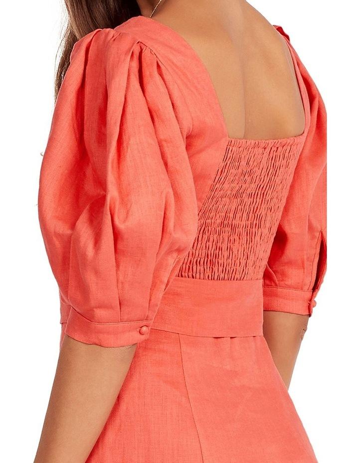 Celia Puff Sleeve Dress image 4