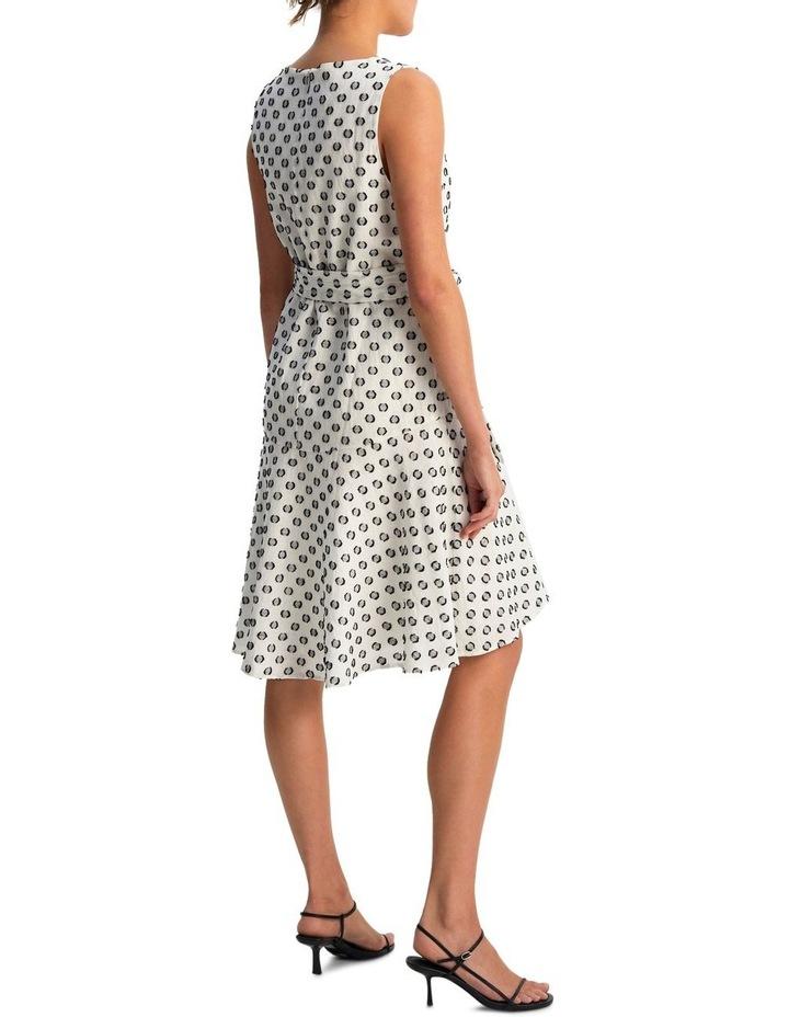 Nadia Ruffle Hem Dress image 3
