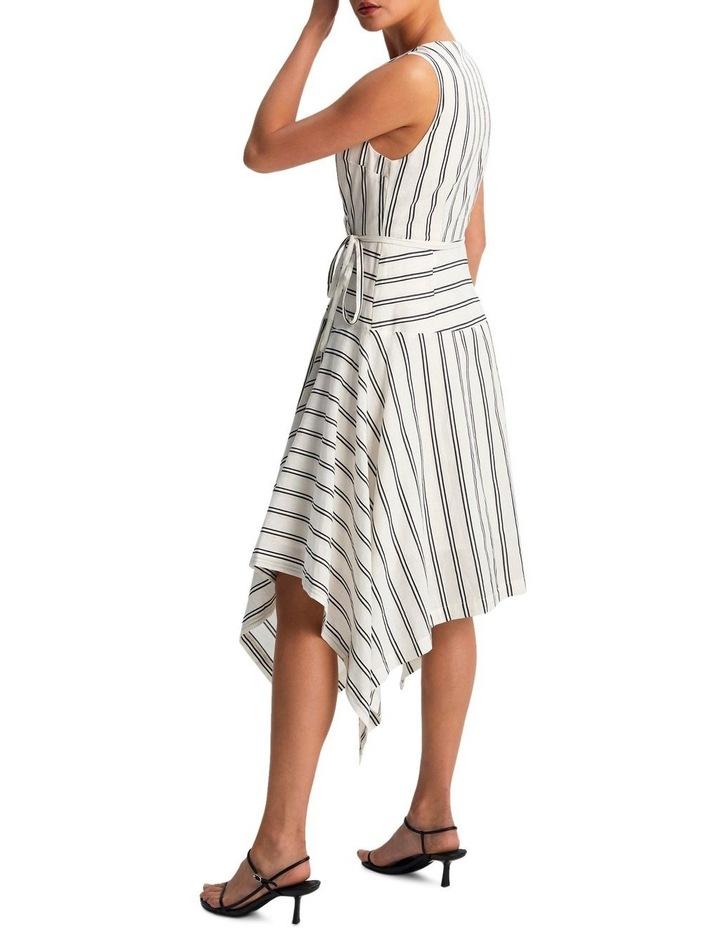 Avenue Wrap Midi Dress image 2