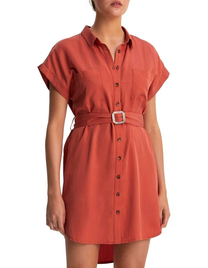 Expedition Belted Dress image 1