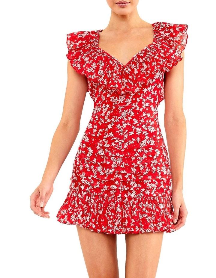 Starstruck Floral Mini Dress image 1