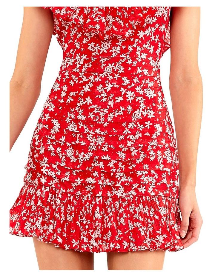 Starstruck Floral Mini Dress image 3