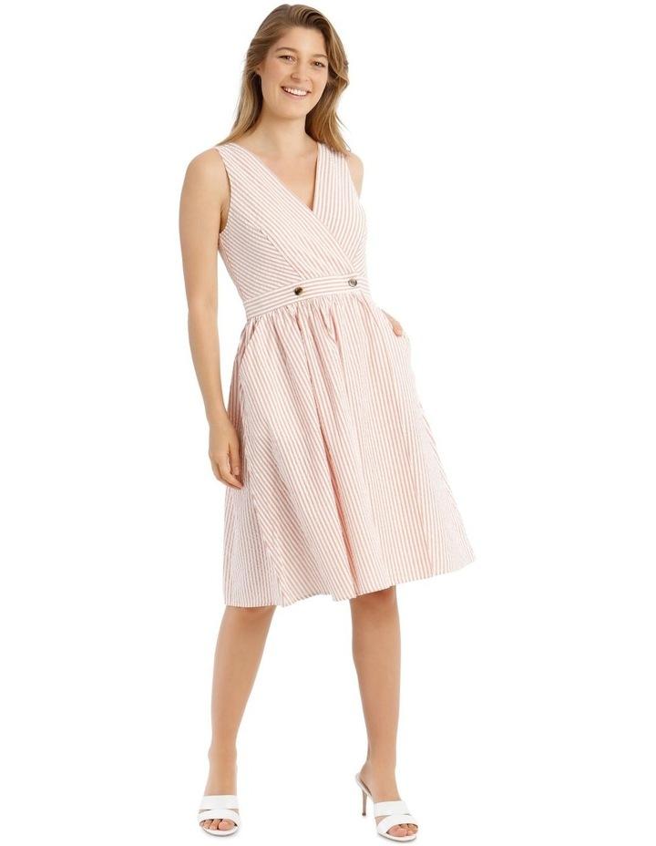 Kaori Striped Dress image 1