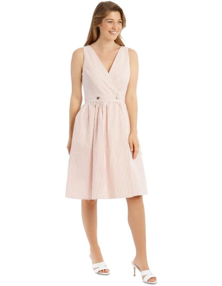 Kaori Striped Dress image 2