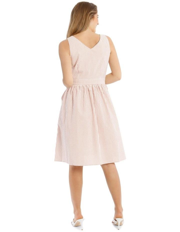 Kaori Striped Dress image 3