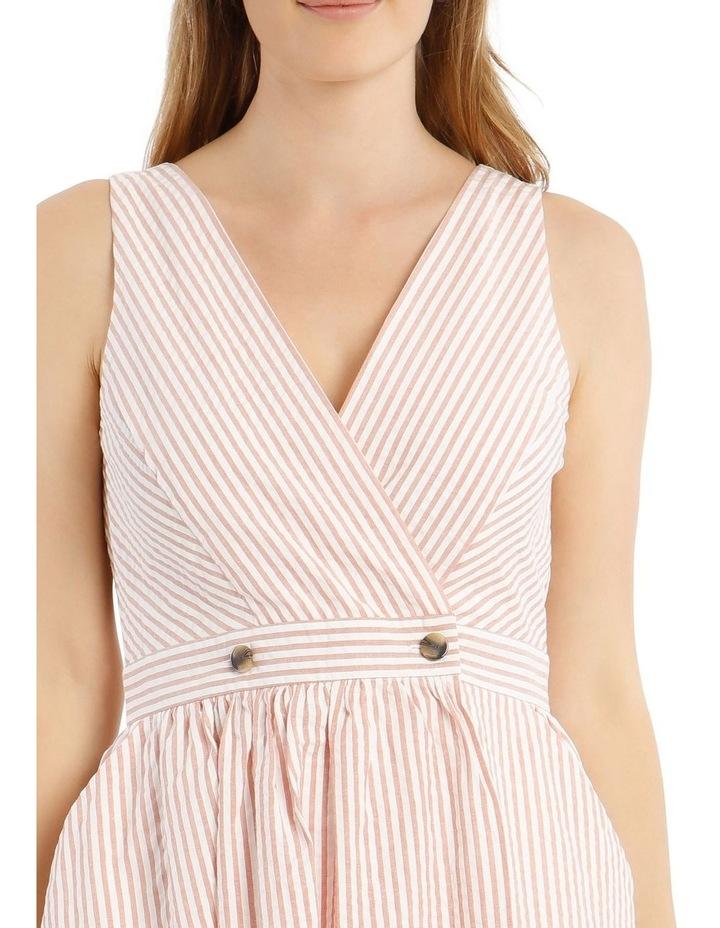 Kaori Striped Dress image 4