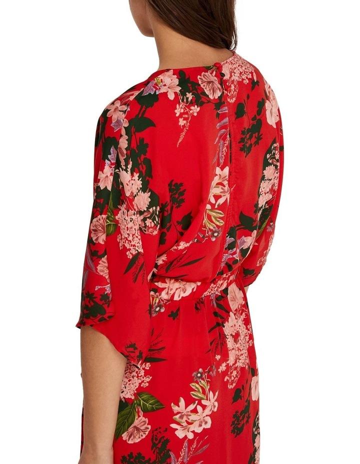 Floral Maxi Dress image 4