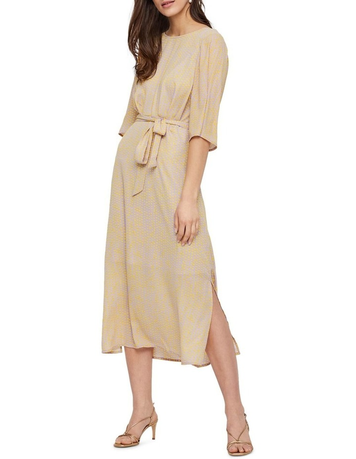 Wingy Midi Dress image 3