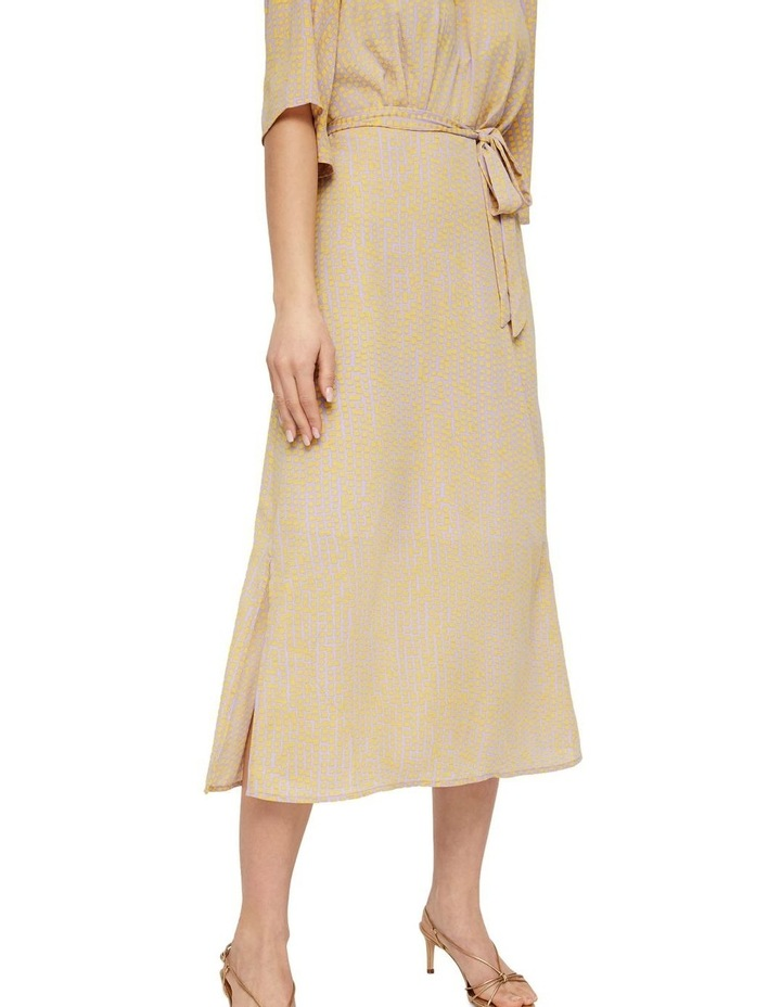 Wingy Midi Dress image 5