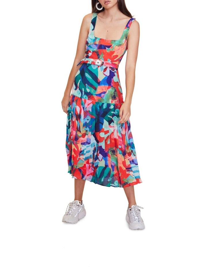 Miami Nights Midi Dress image 1