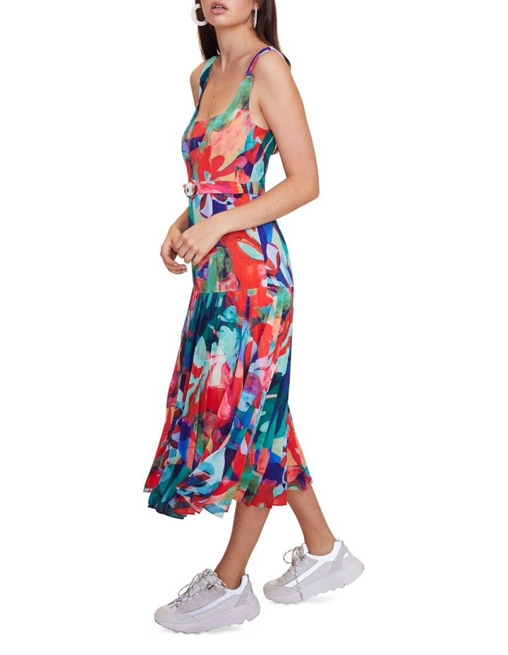 Miami Nights Midi Dress image 2