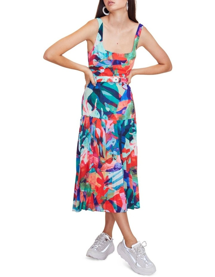 Miami Nights Midi Dress image 4