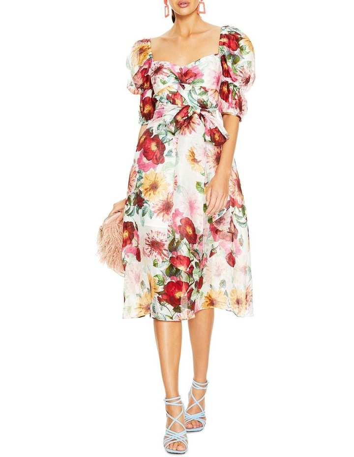 Garland Midi Dress image 1