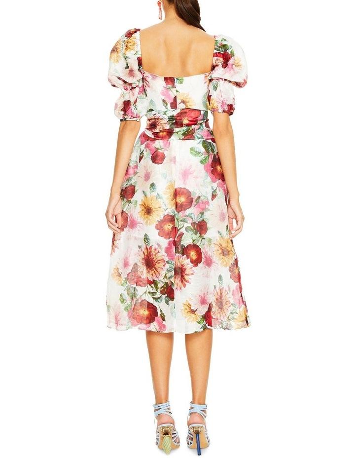 Garland Midi Dress image 3