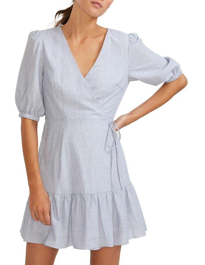 Harper Wrap Mini Dress image 1