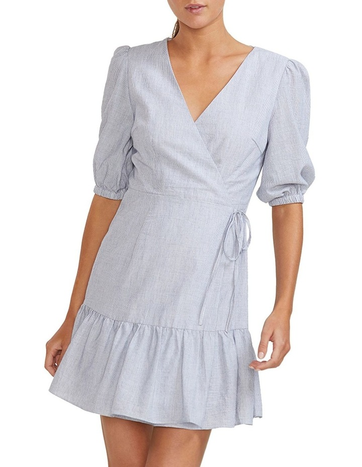 Harper Wrap Mini Dress image 2