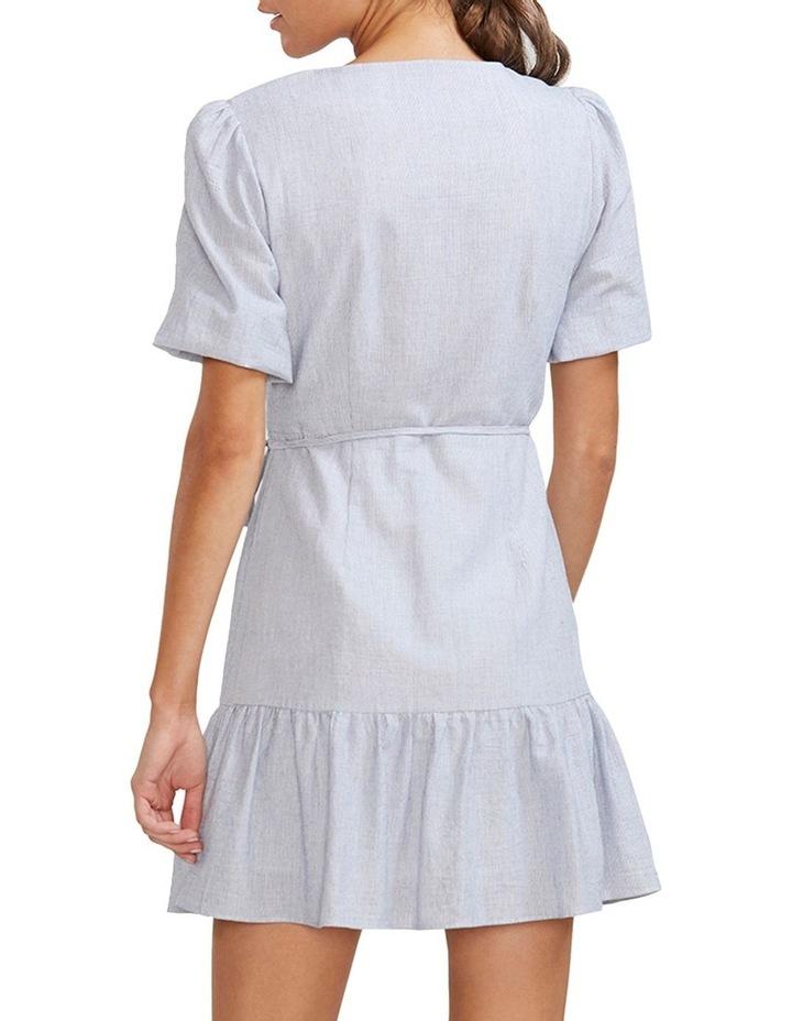 Harper Wrap Mini Dress image 4