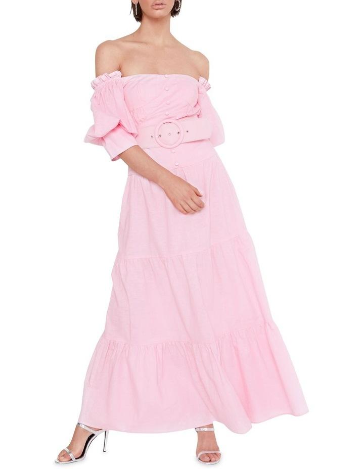 On the Boulevard Maxi Dress image 1