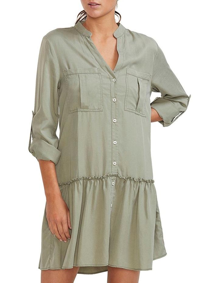 Retreat Shirtdress image 1