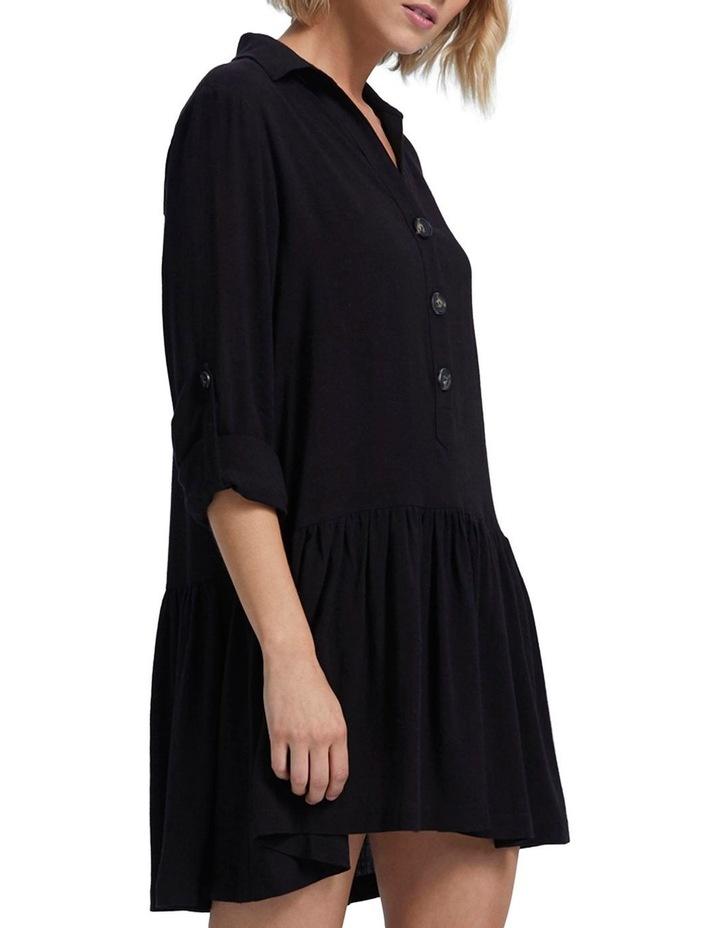 Raven Mini Shirtdress image 2
