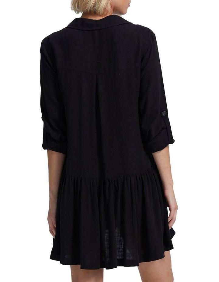 Raven Mini Shirtdress image 3