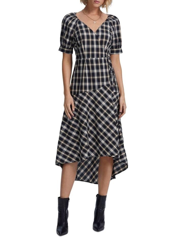 Anita Wrap Midi Dress image 1