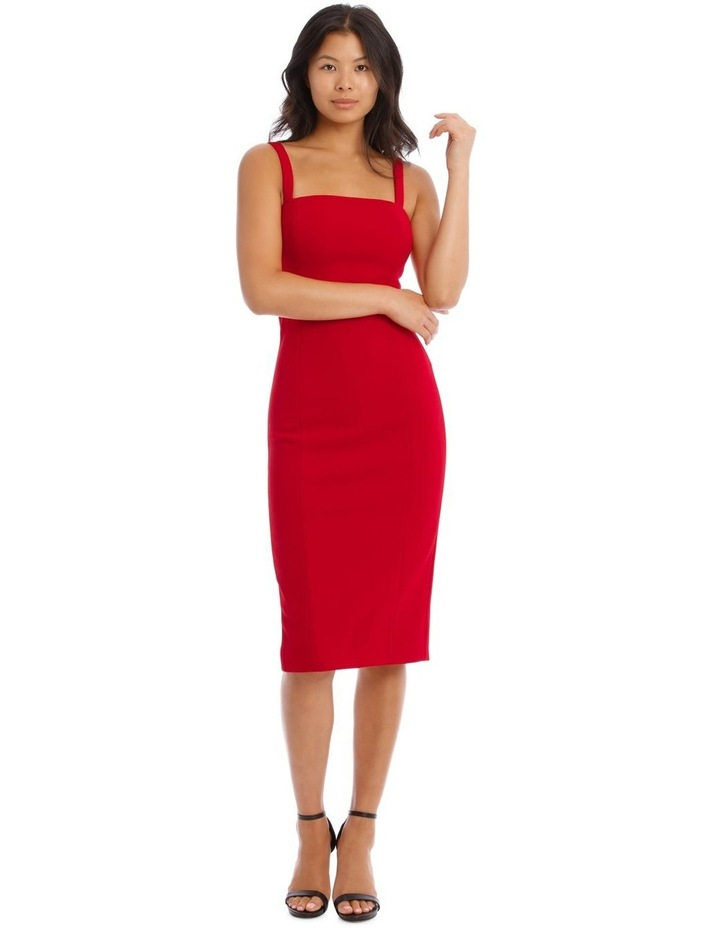 Lady In Red Dress image 1