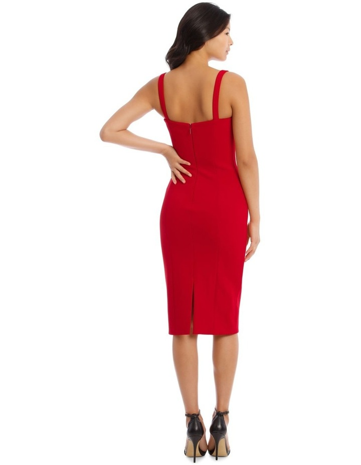 Lady In Red Dress image 3