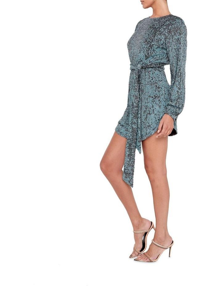 Night Fever Tie Dress image 4