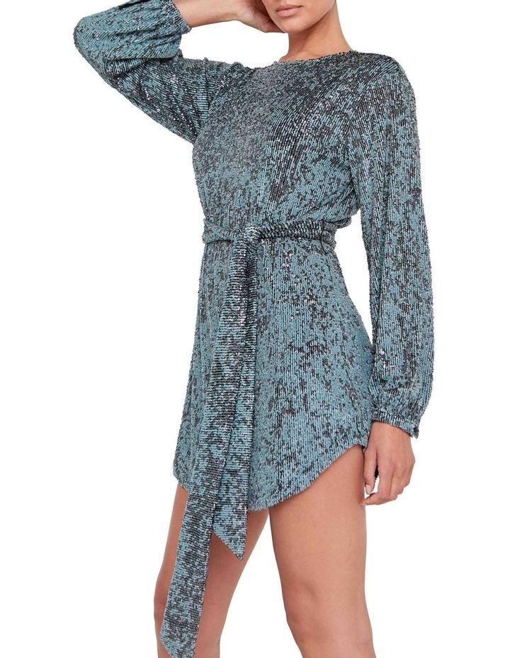 Night Fever Tie Dress image 5