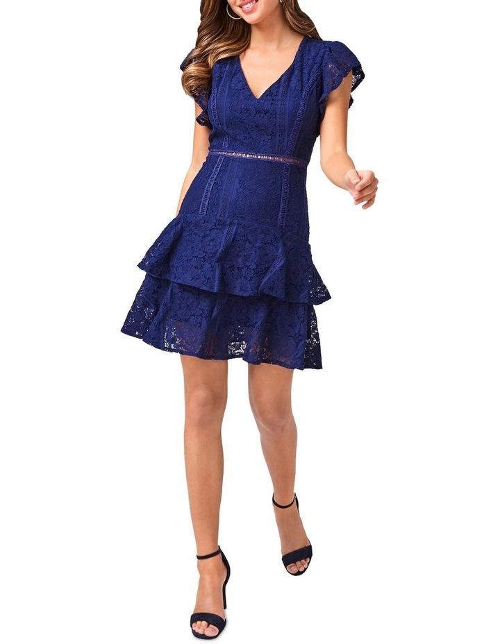 Frilled Lace Dress image 1