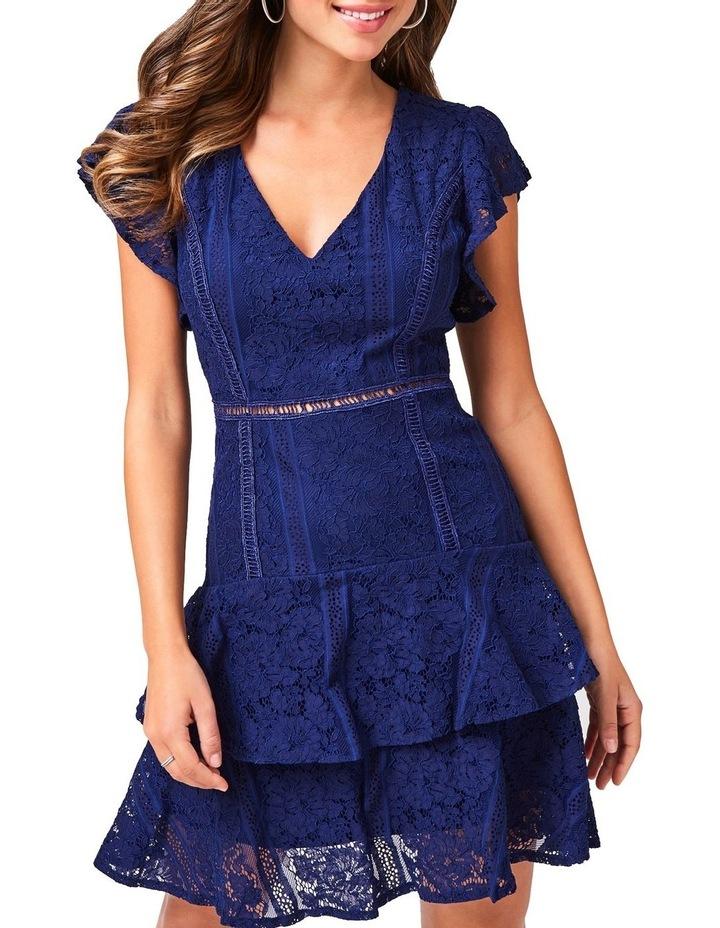 Frilled Lace Dress image 4