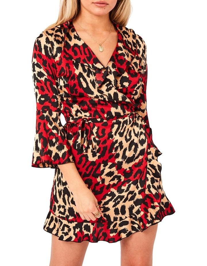 Multi Wrap Dress image 3