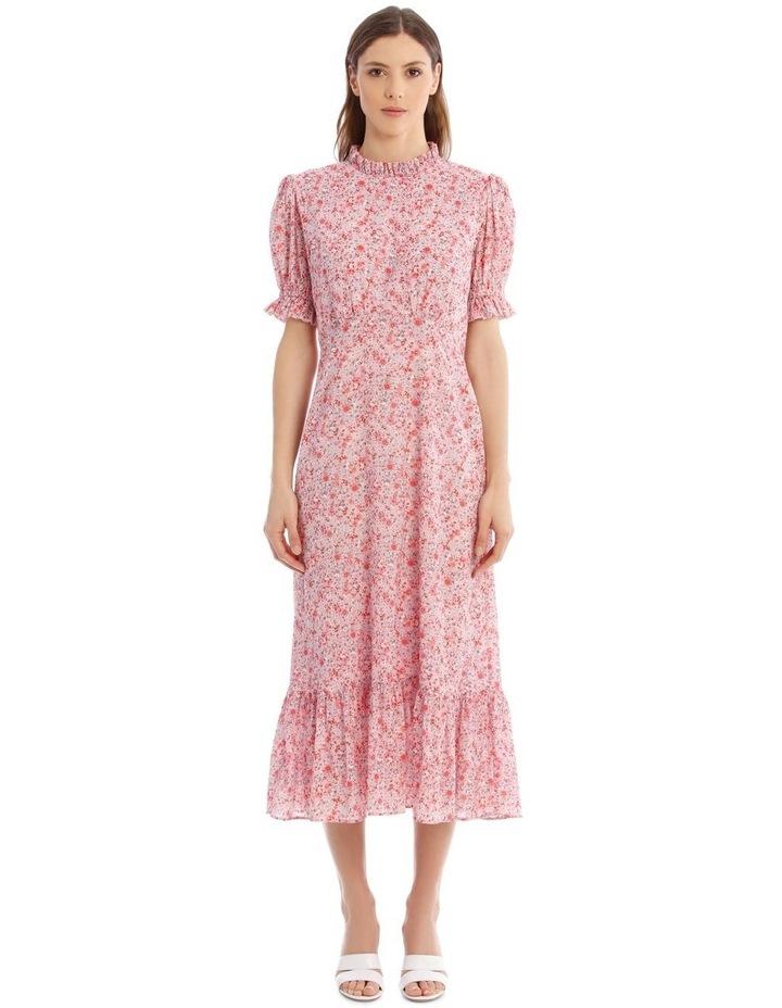 Solene Dress in Pink image 1