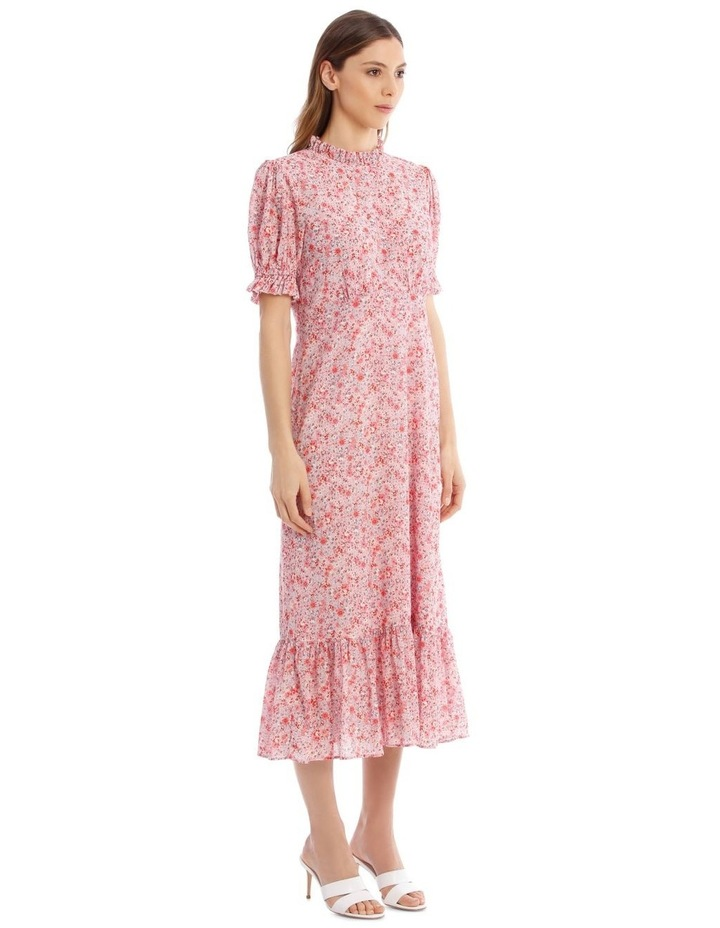 Solene Dress in Pink image 2