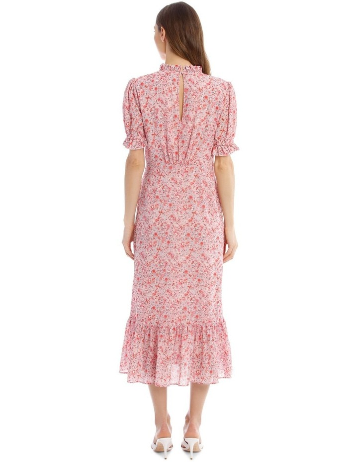 Solene Dress in Pink image 3