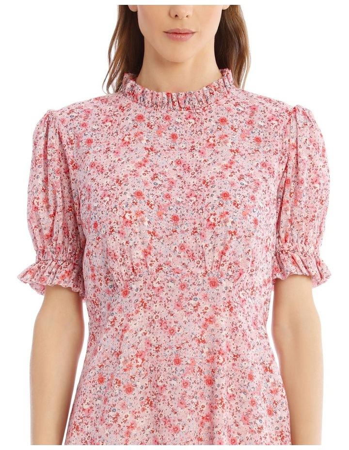 Solene Dress in Pink image 4