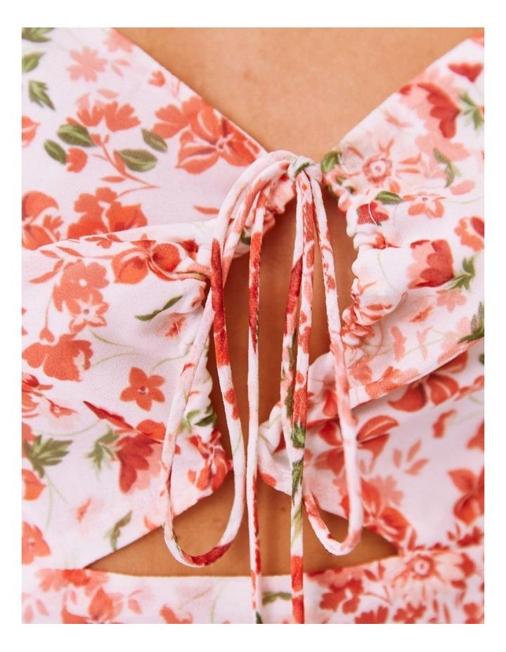 Merci Long Sleeve Midi Dress image 2