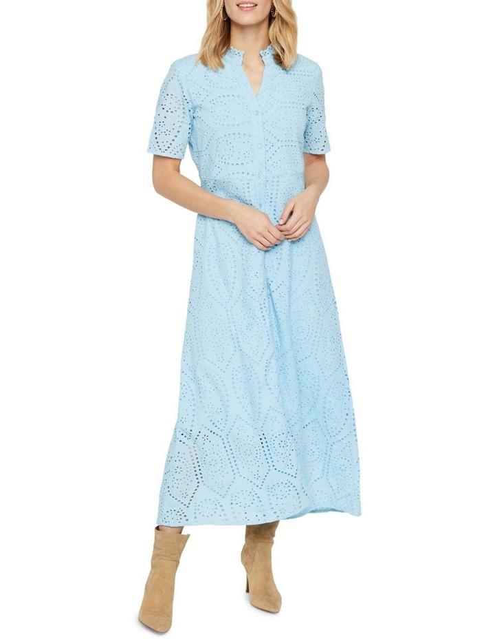 Holi Long Shirt Dress image 1