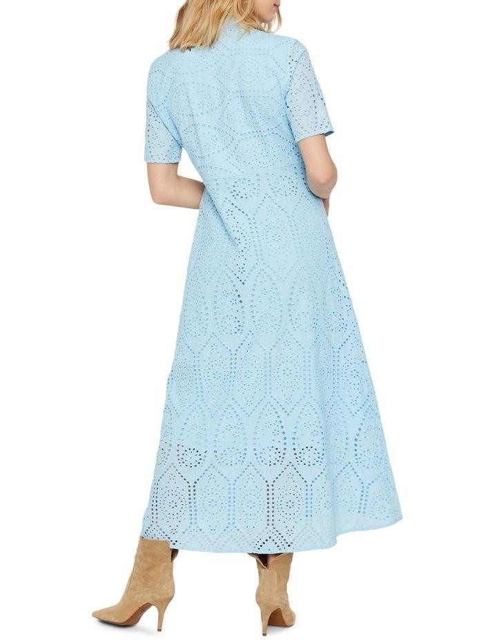 Holi Long Shirt Dress image 2