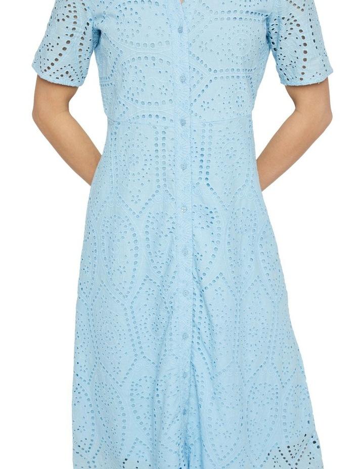 Holi Long Shirt Dress image 5